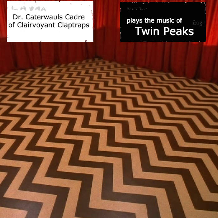 Plays The Music of Twin Peaks cover art