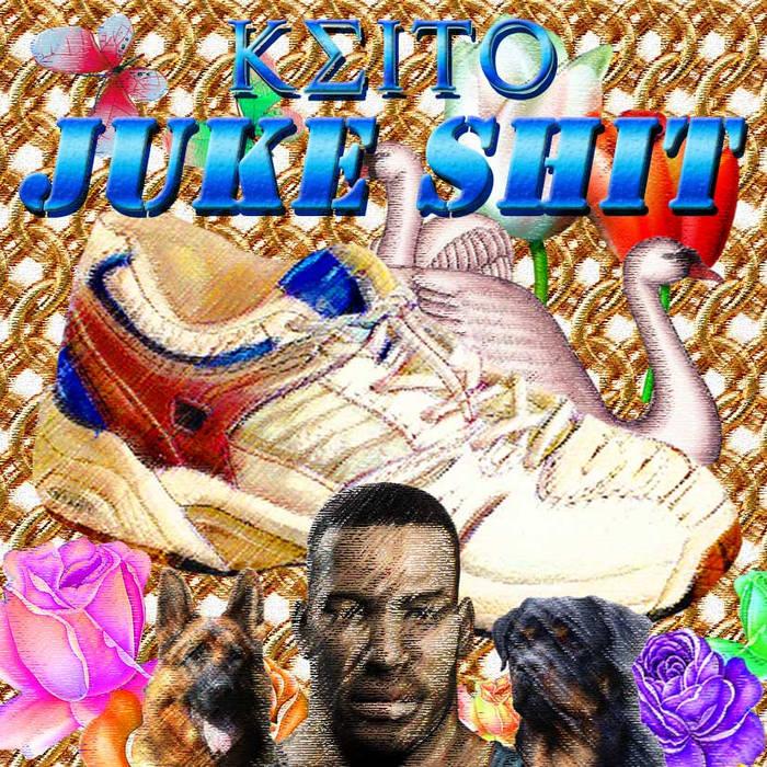 JUKE SHIT EP cover art