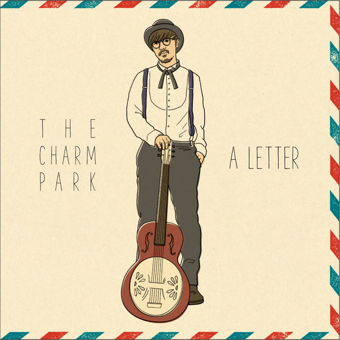 A LETTER cover art