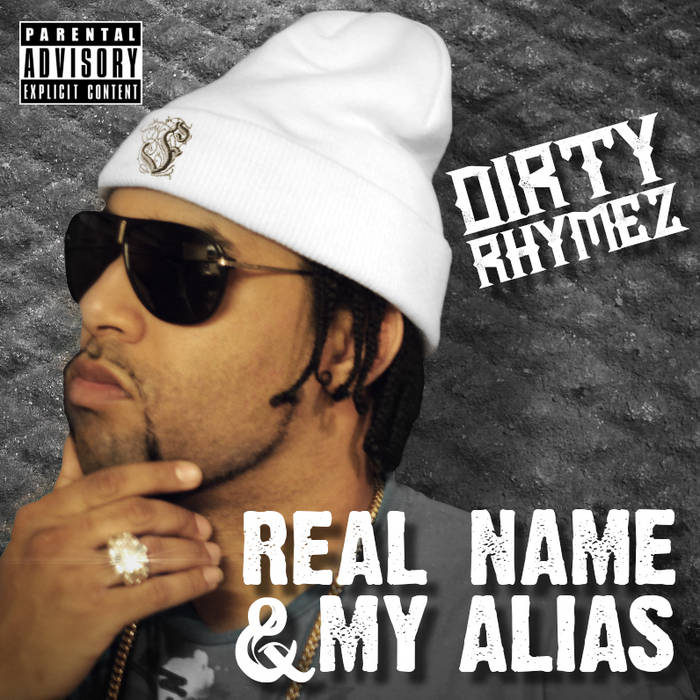 Real Name & My Alias EP cover art