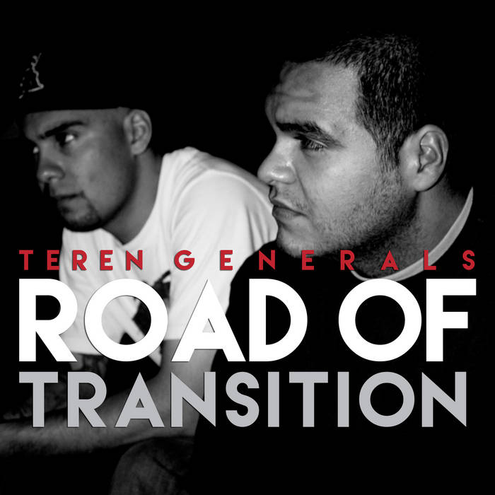 Road of Transition cover art