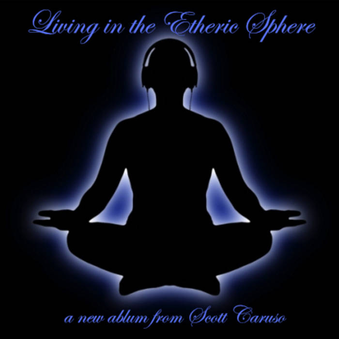 Living in the Etheric Sphere cover art