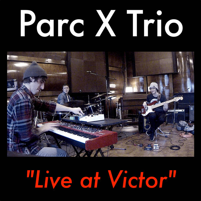 Live at Victor cover art