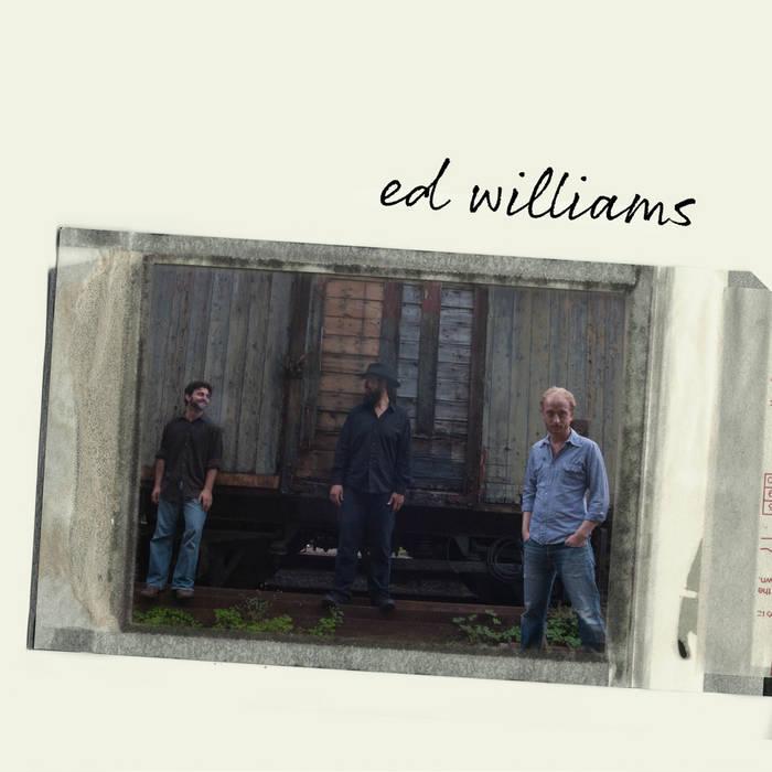 Ed Williams cover art
