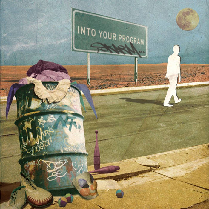 INTO YOUR PROGRAM cover art