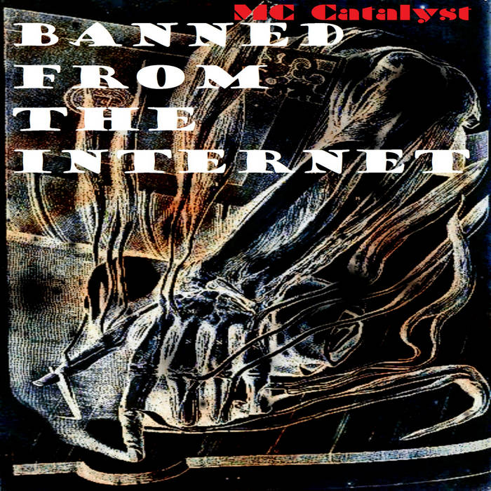 Banned From the Internet cover art
