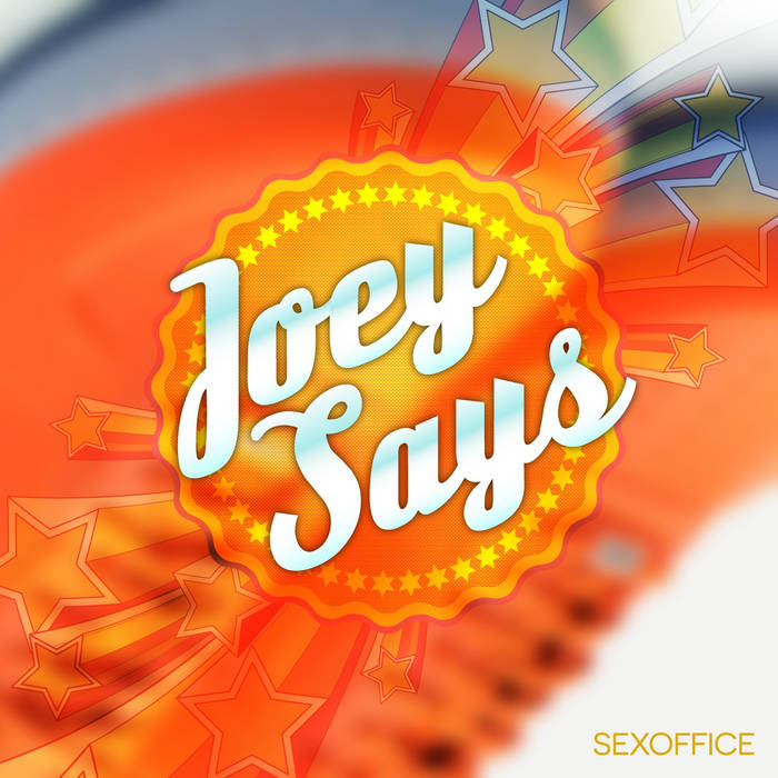 Joey Says cover art