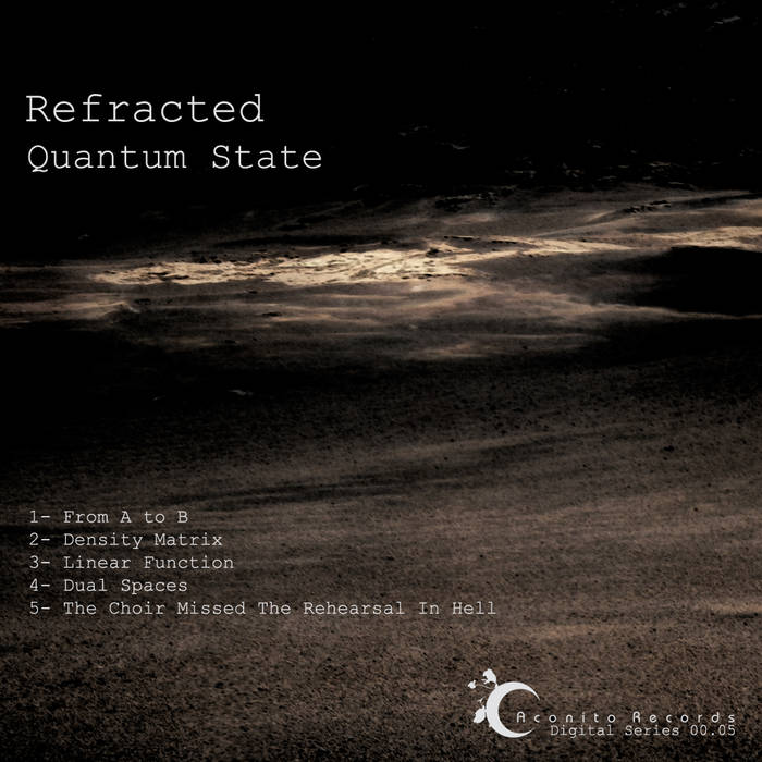 ACDSeries 00.05 - Quantum State cover art