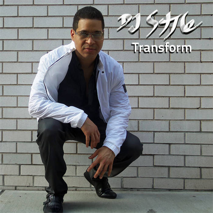 Transform cover art