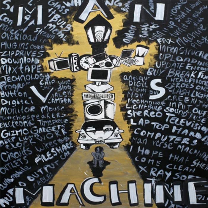 Man vs. Machine cover art