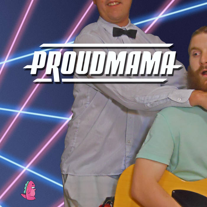 ProudMama EP cover art