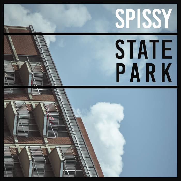 Spissy / State Park 7 inch split cover art