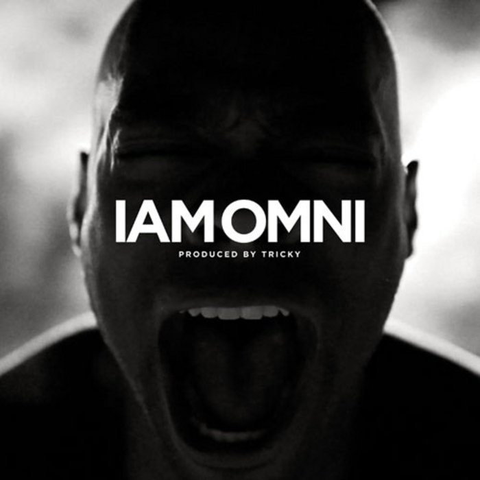IamOMNI produced by: Tricky cover art