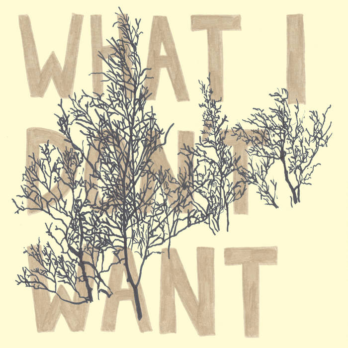 What I Don't Want cover art