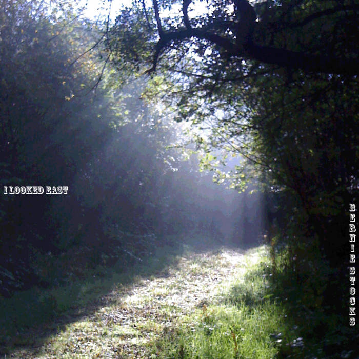 I Looked East - some anglicana cover art