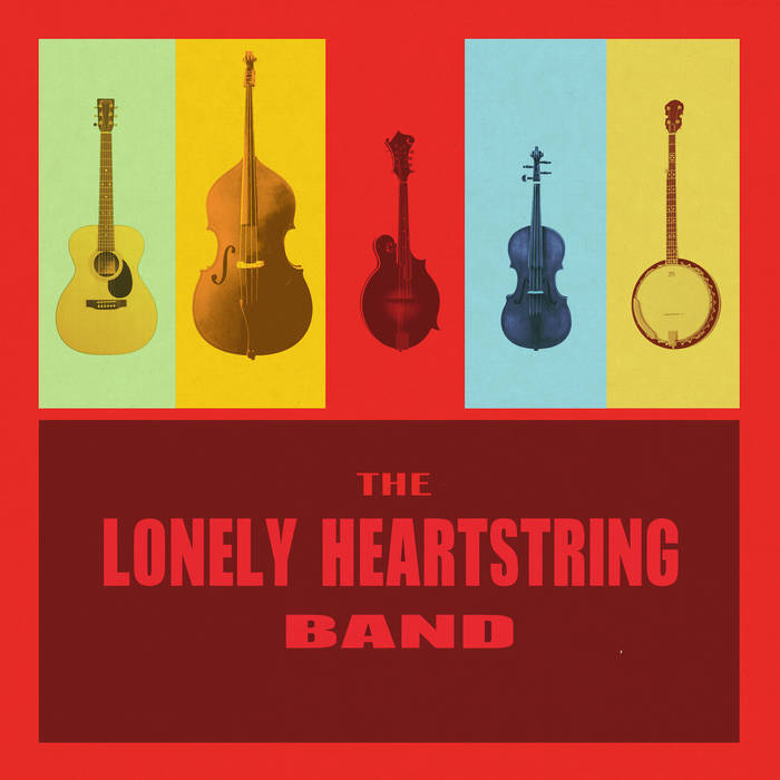 The Lonely Heartstring Band EP cover art