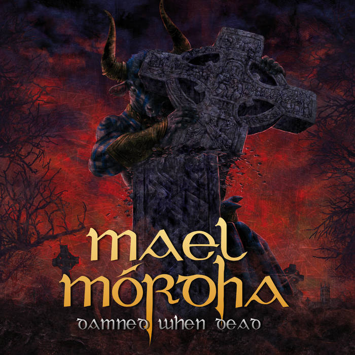 Damned When Dead CD cover art