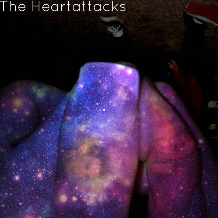 The Heartattacks EP cover art