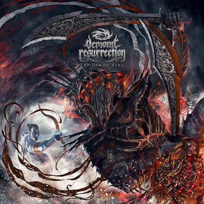 The Demon King cover art