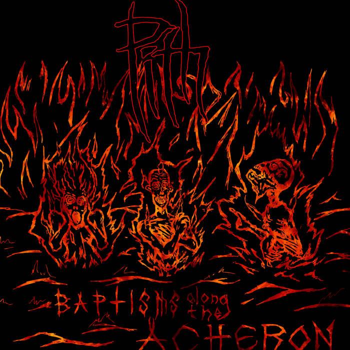 Baptisms Along The Acheron cover art