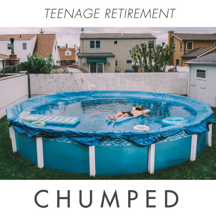 Teenage Retirement cover art