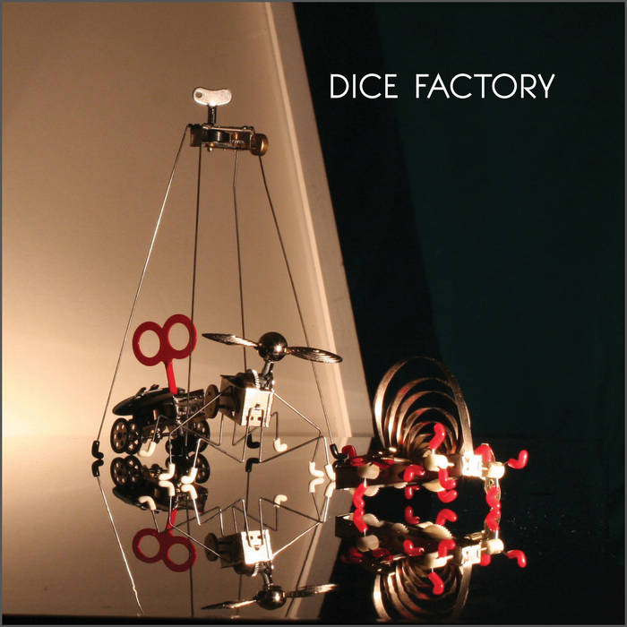 DICE FACTORY cover art