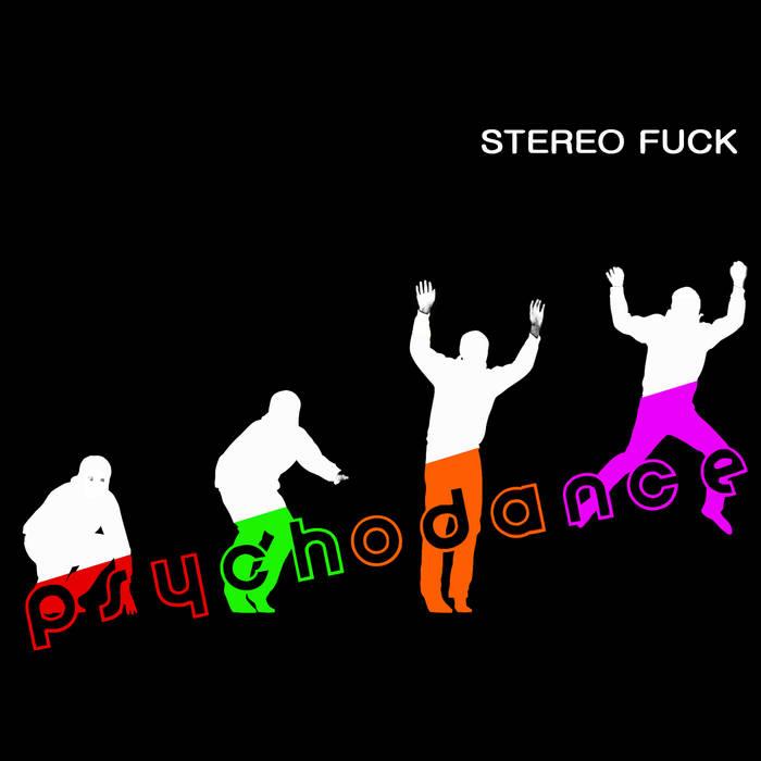 Psychodance cover art