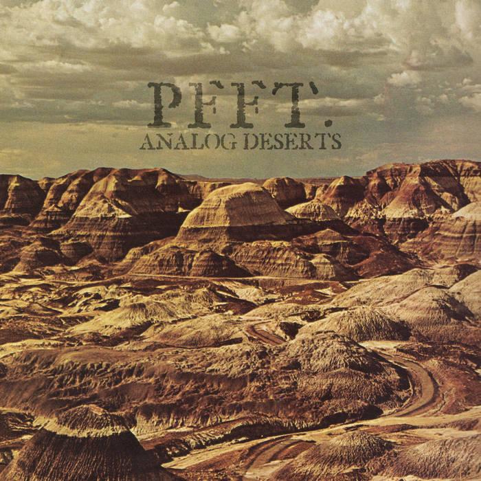 Analog Deserts cover art
