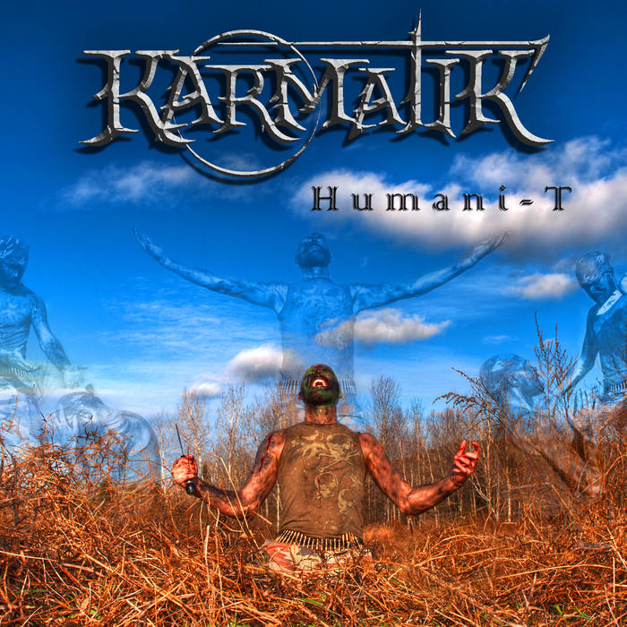 Humani-T cover art