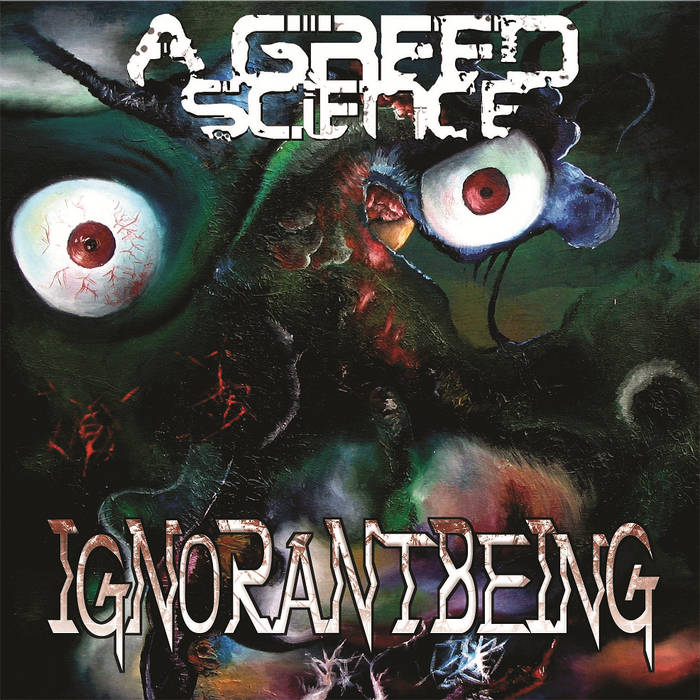 IGNORANT BEING EP cover art