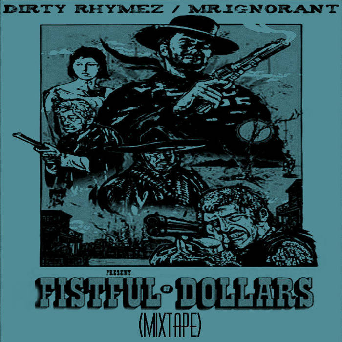 FISTFUL OF DOLLARS cover art