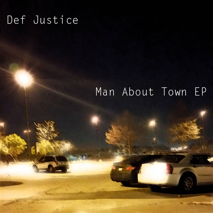 Man About Town (Single) cover art