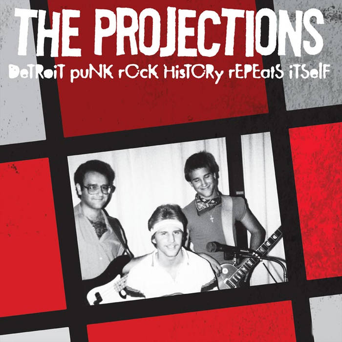 DeTRoiT puNK rOcK HisTORy rEPEatS iTSelF cover art