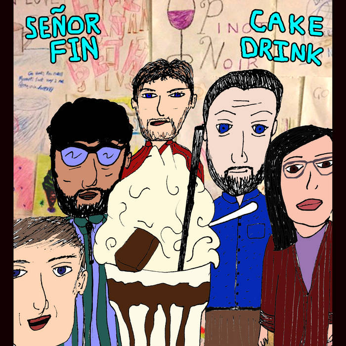 Cake Drink cover art