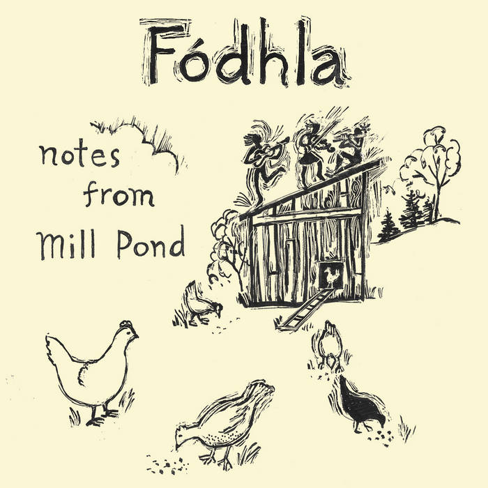 Notes From Mill Pond cover art