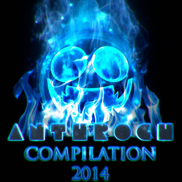 2014 Compilation cover art