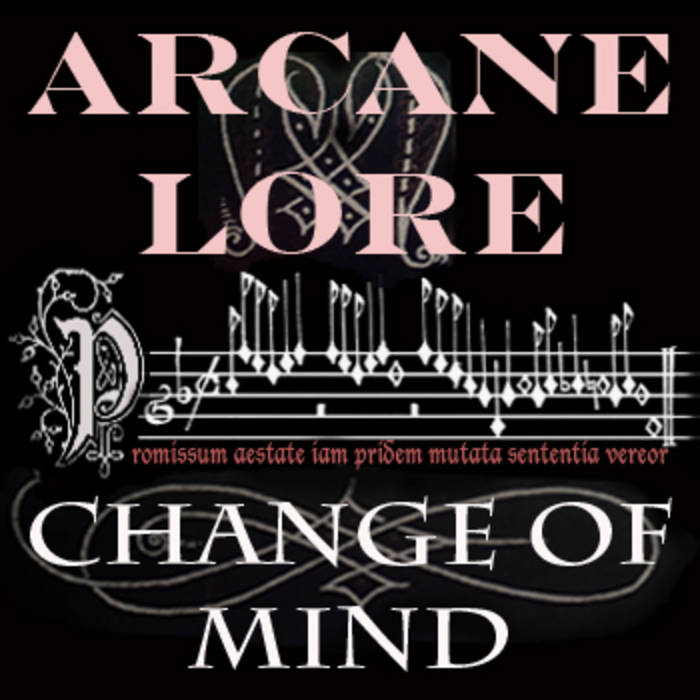 Change of Mind cover art