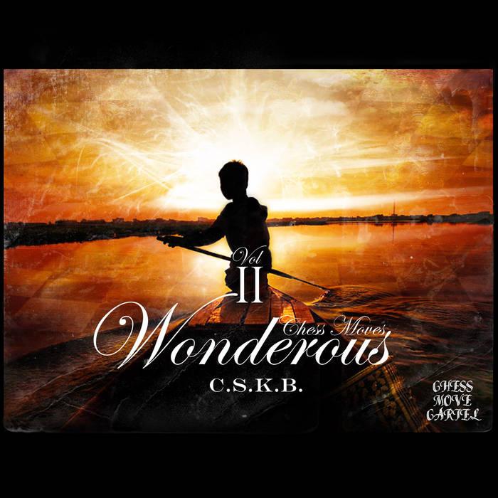 Wonderous 2 C.S.K.B. cover art