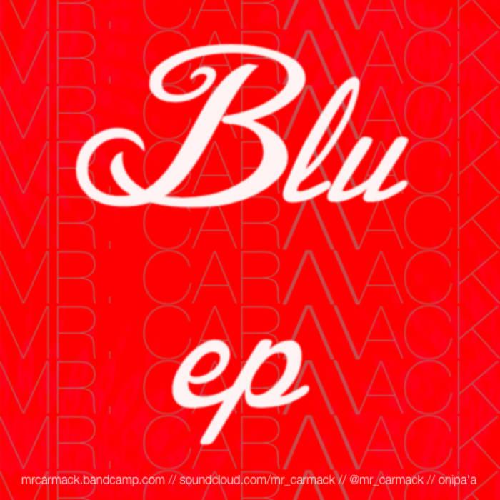 Blu EP cover art