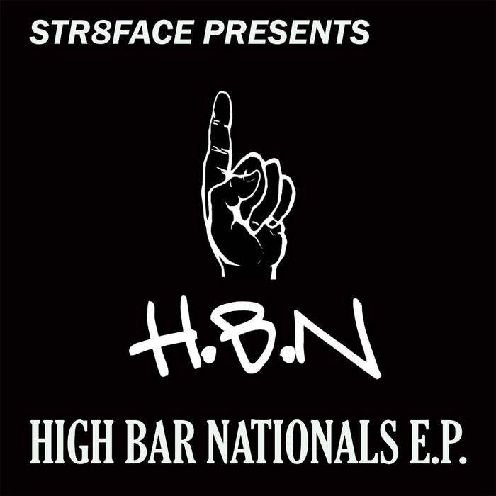 High Bar Nationals EP cover art