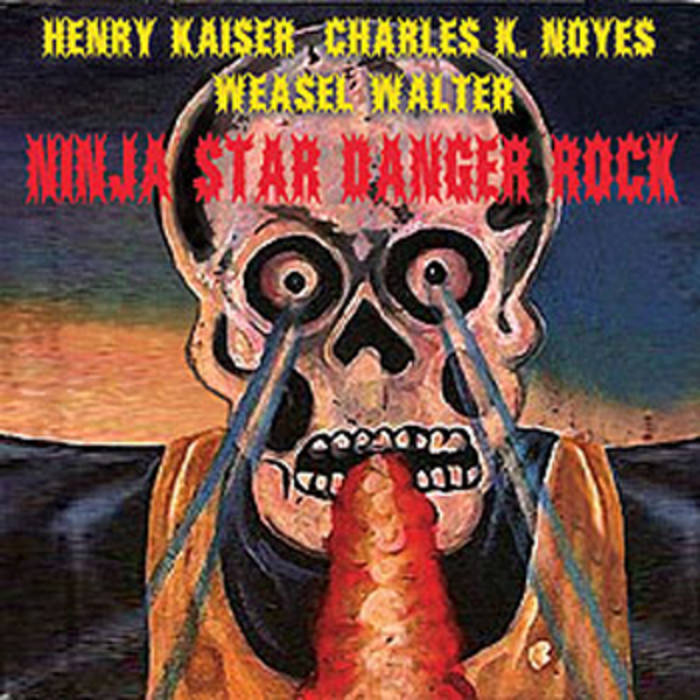 Ninja Star Danger Rock cover art