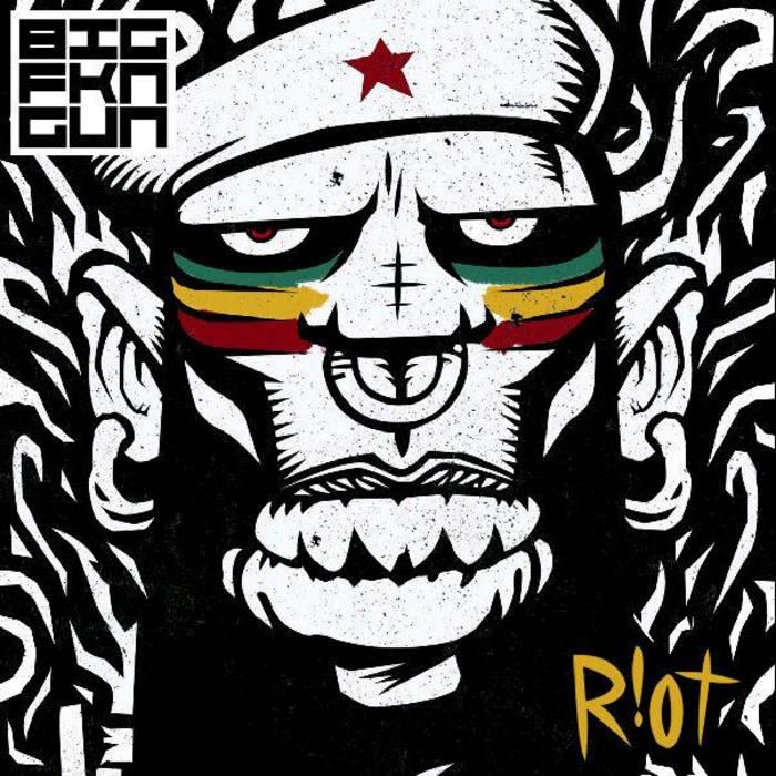 R!OT cover art