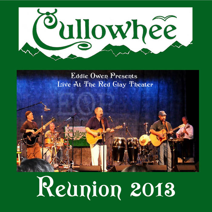 Cullowhee Reunion 2013 cover art