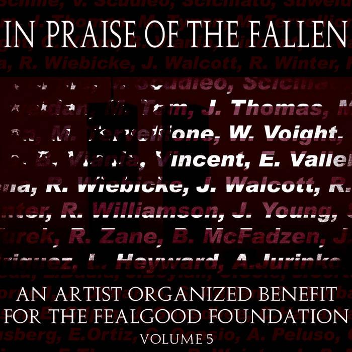 In Praise Of The Fallen - Volume 5 cover art