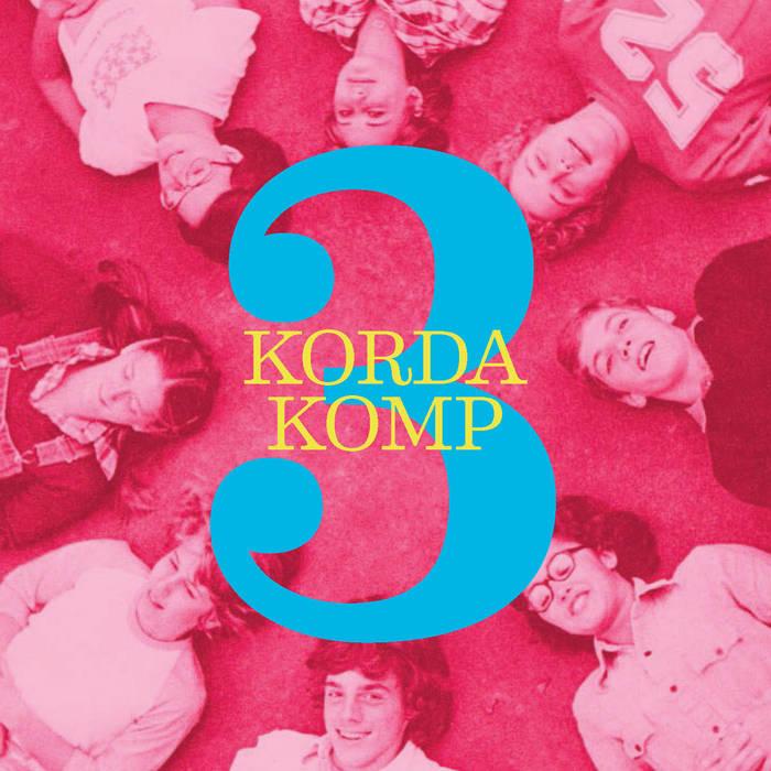 Korda 3 Komp cover art