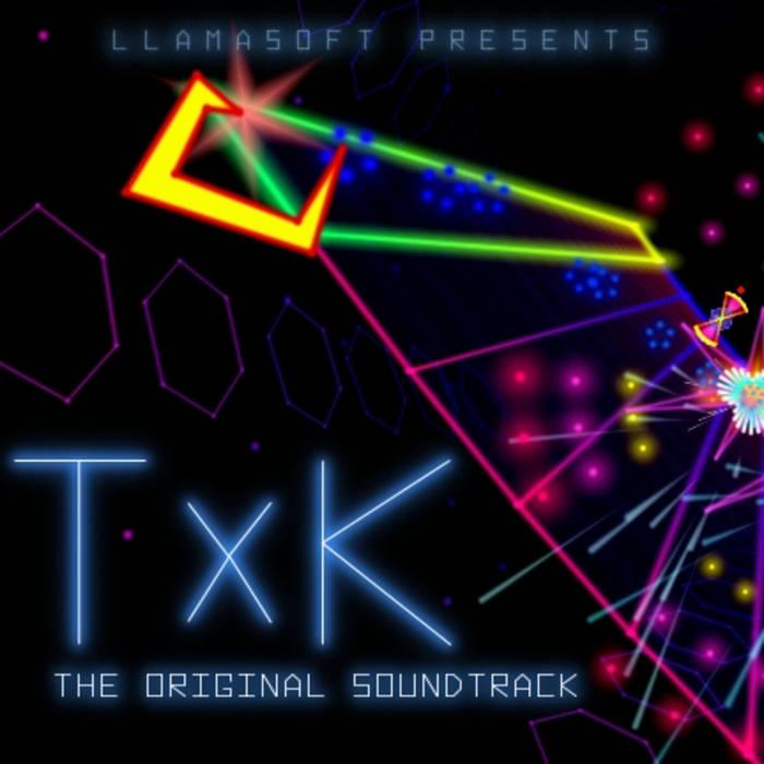 TxK - The Original Soundtrack cover art