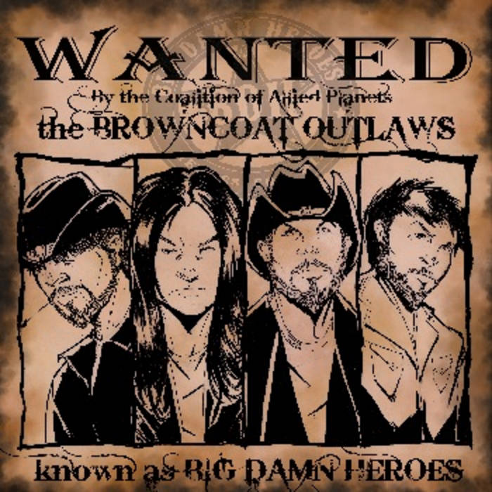 Browncoat Outlaws cover art