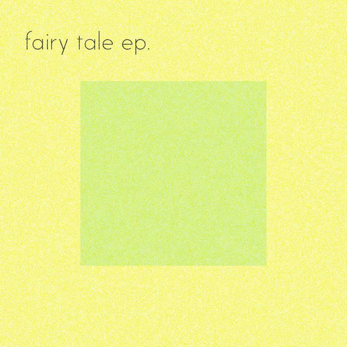 fairy tale ep. cover art