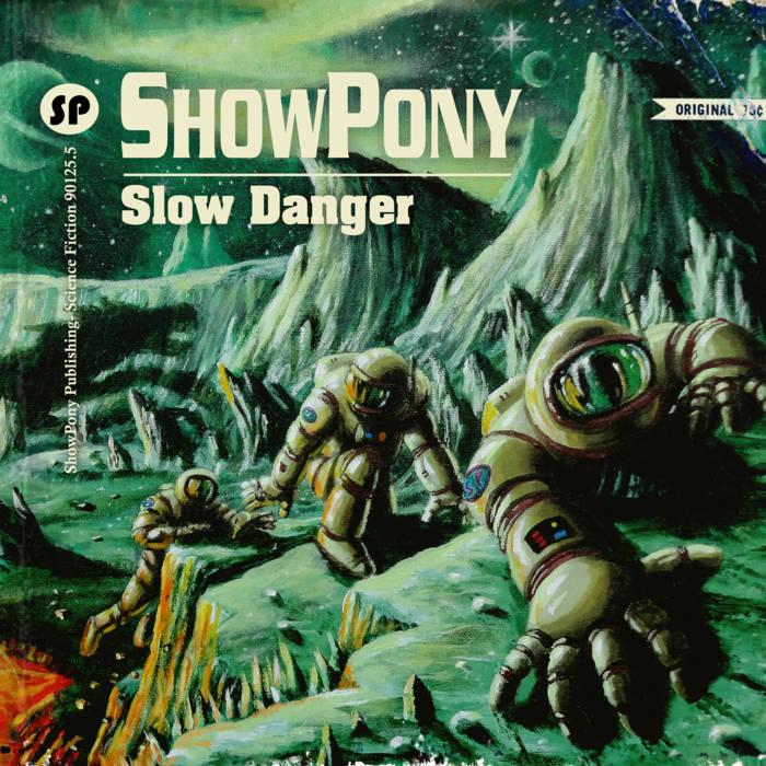Slow Danger cover art