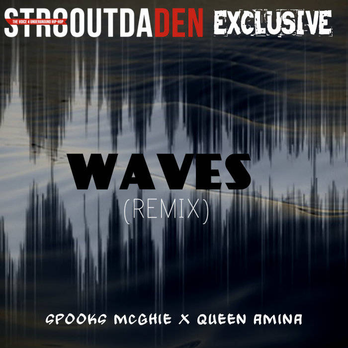 WAVES (REMIX) (SODD PREMIERE) cover art